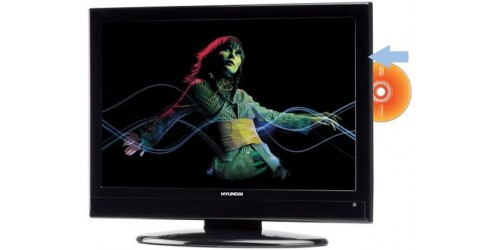 TV HLH 16955 DVD